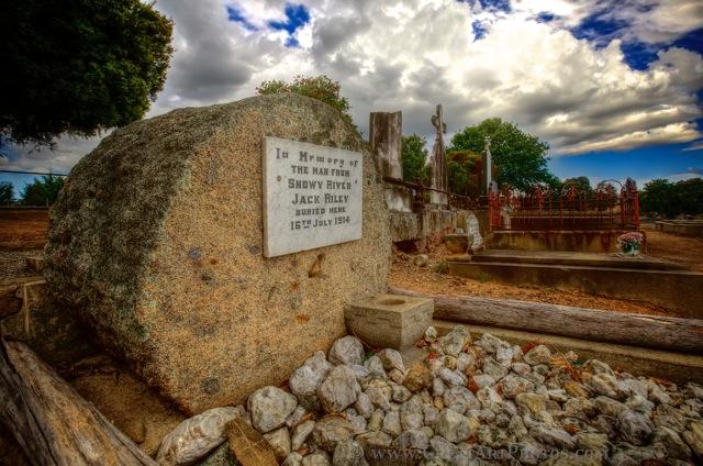 Jack Riley's Grave