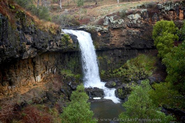 Paddy's Falls near Tumbarumba