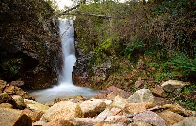 Upper Bluff Falls