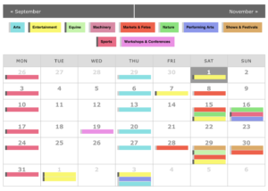 UMT calendar icon