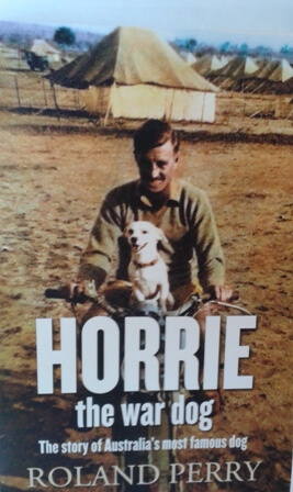 Horrie the War Dog